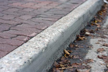 curb-paving